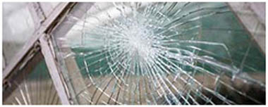 Bury Smashed Glass